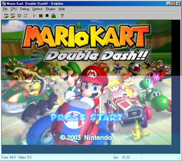 dolphin emulator error unknown instruction