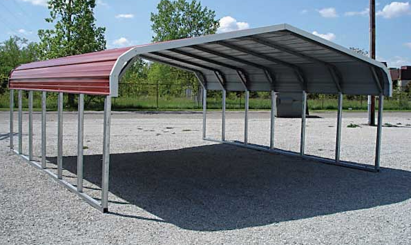 portable garage assembly instructions