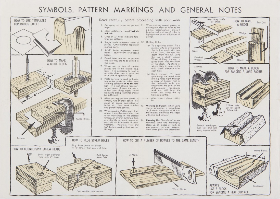 canwood furniture assembly instructions