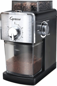 capresso burr grinder 551 manual