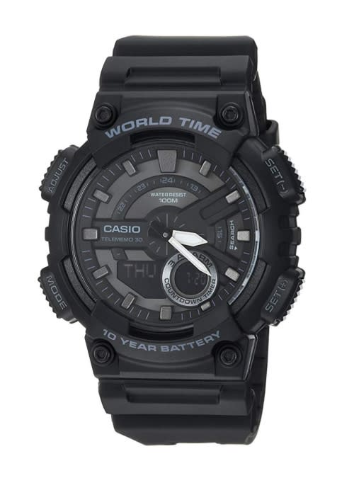 casio telememo world time user manual
