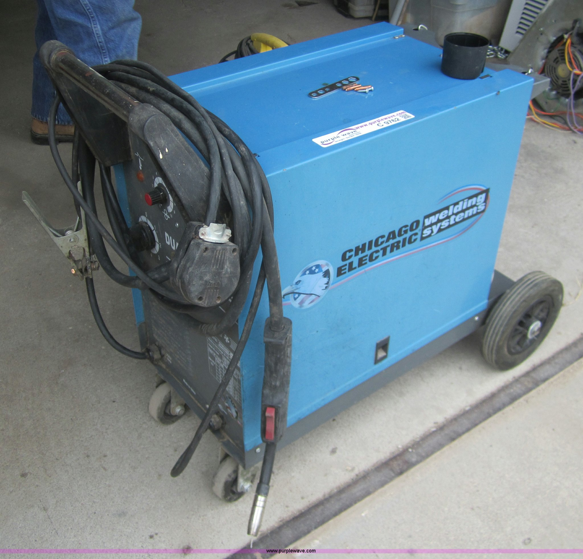 Chicago electric mig 170 welder manual