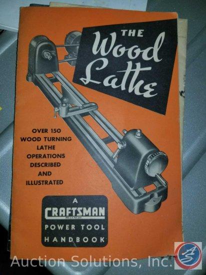 craftsman wood lathe model 103 manual