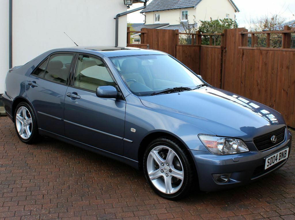 lexus is300 manual for sale