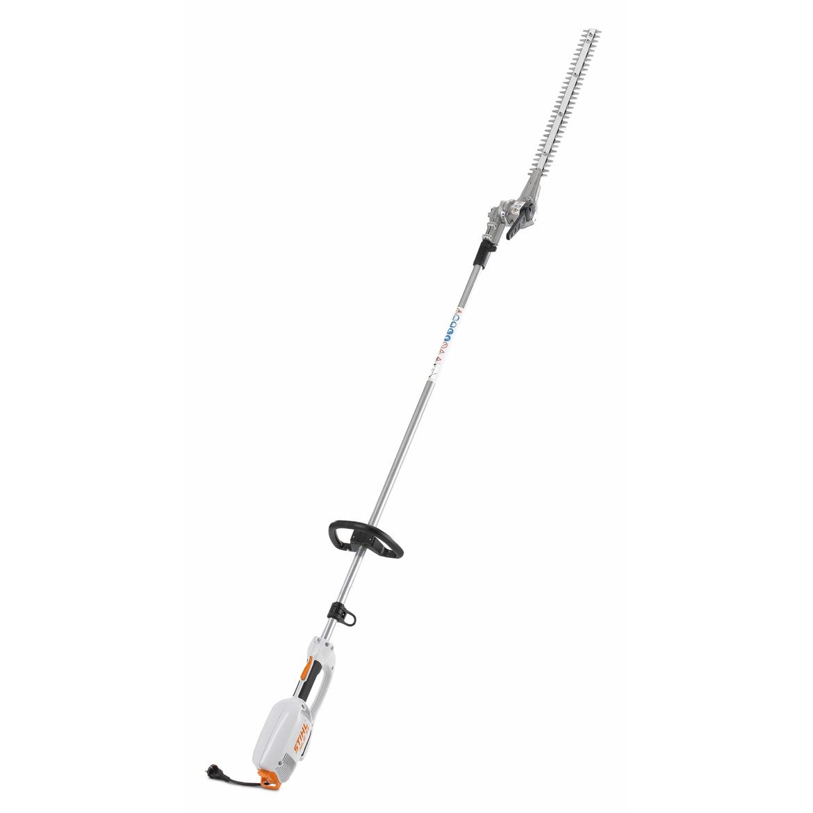 Stihl long reach hedge trimmer manual