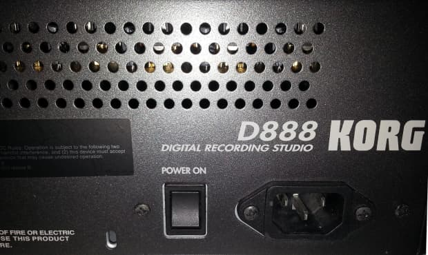Korg d4 digital recorder manual