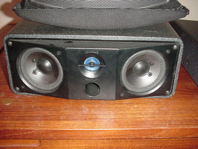 Polk audio rm series ii manual