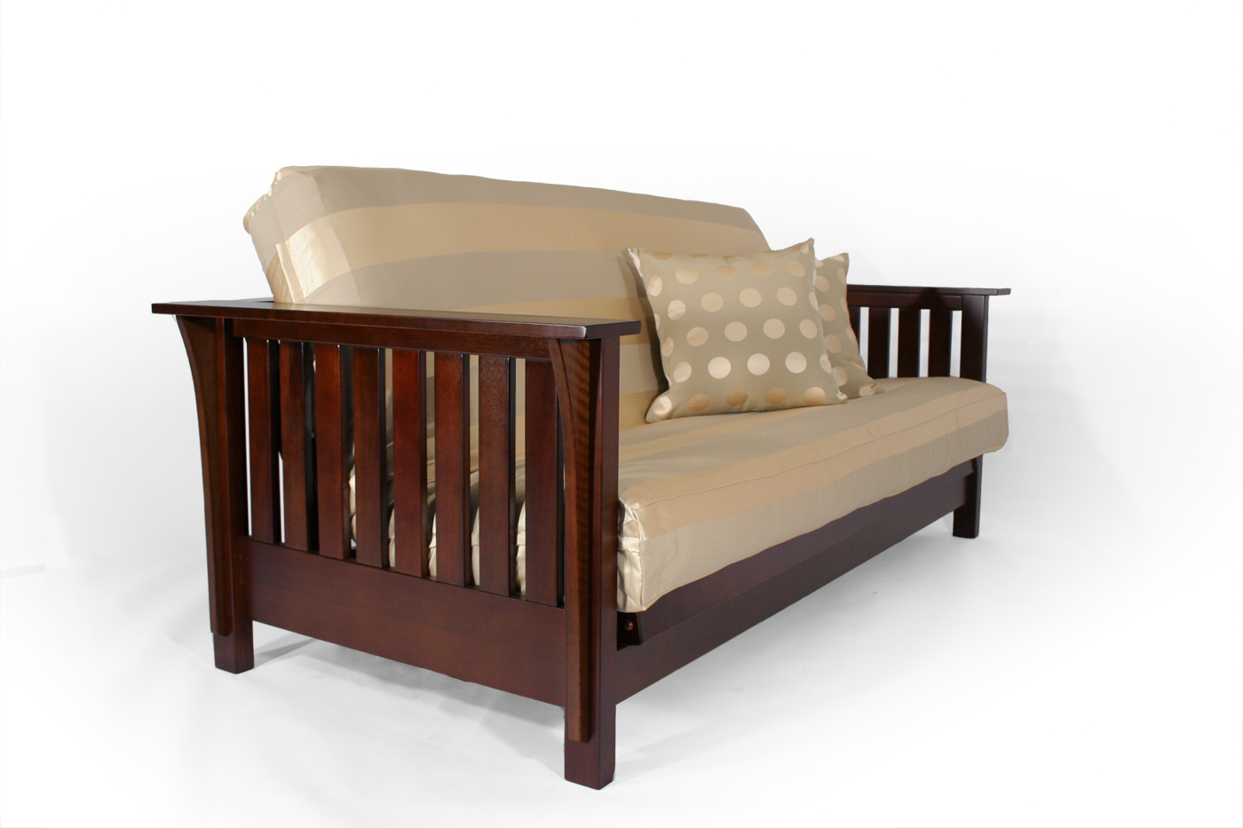 mission style futon assembly instructions