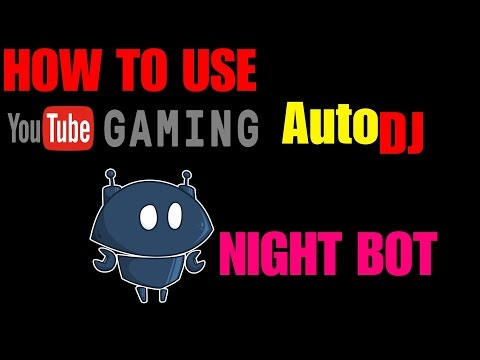 Nightbot how to add stream time