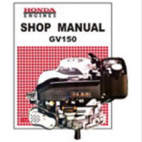 Honda gx140 repair manual engine