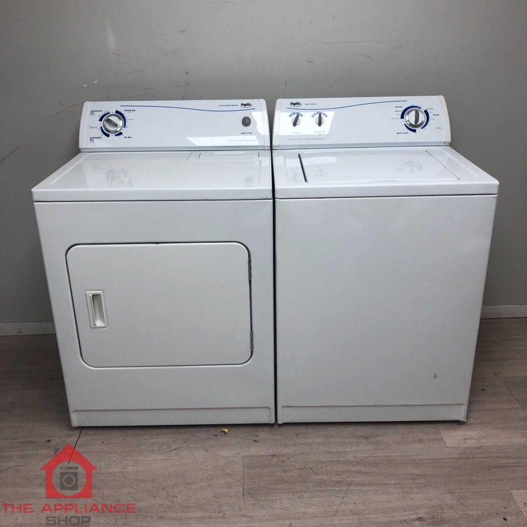 inglis top load washer manual