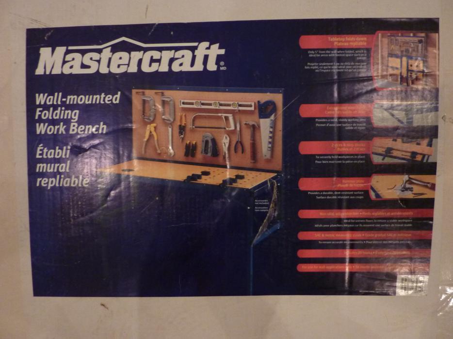 instruction manual for mastercraft folding