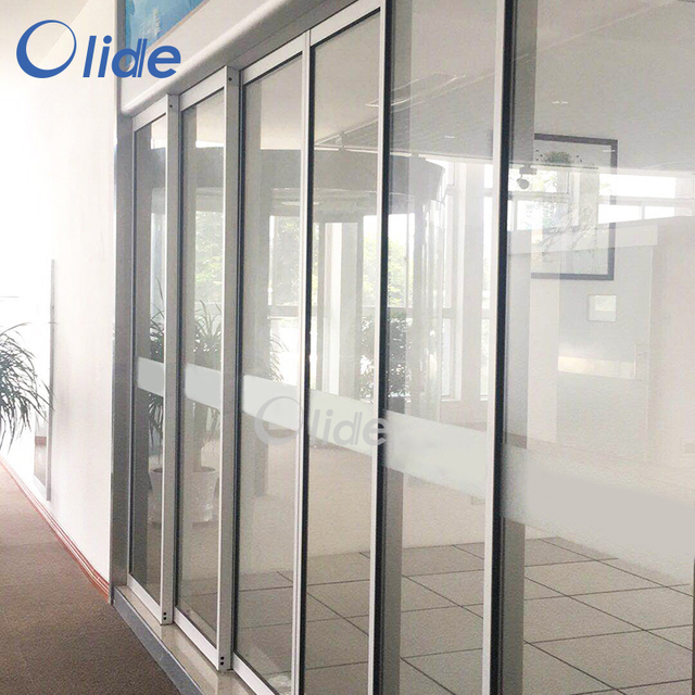 Kone automatic sliding door manual