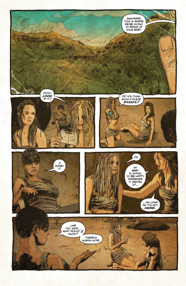 Mad max fury road comic furiosa pdf