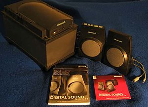 microsoft digital sound system 80 manual