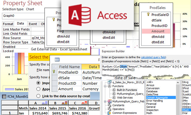 Ms access query functions pdf