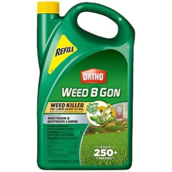 ortho weed b gon max with crabgrass control instructions
