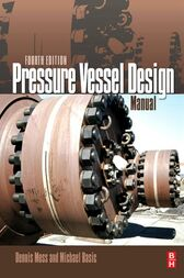 pressure vessel design manual 4th edition by dennis moss pdf