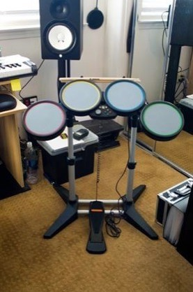 rock band 4 instructions for midi drums