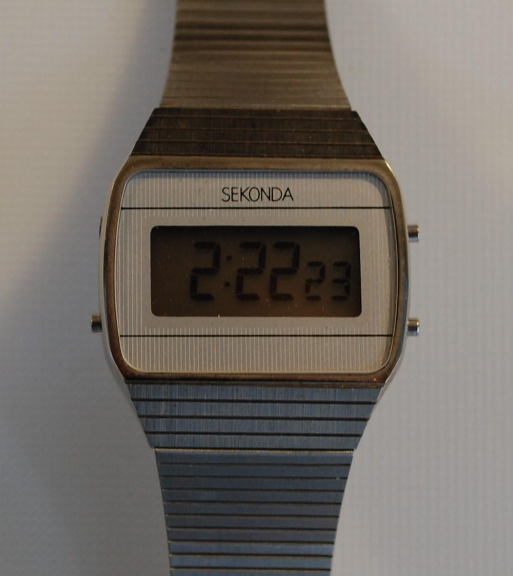 sekonda chronograph watch instructions