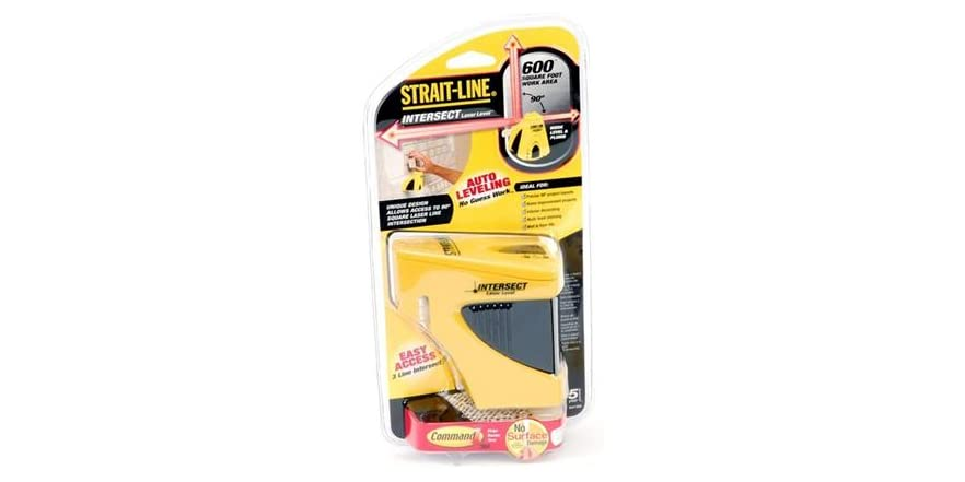 strait line laser level 30 manual