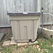 suncast rain barrel instructions